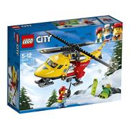 LEGO CITY 60179 ZÁCHRANÁRSKY VRTUĽNÍK
