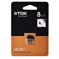 TDK MICRO,8GB,ČIERNY